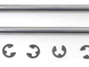 Associated RC10 cross bar pin inside