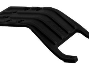 Skid plate rear black