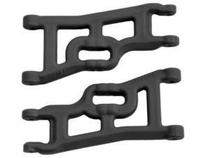 Wishbone front black (offset compensating)