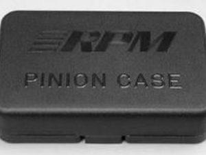 Pinion gear storage box