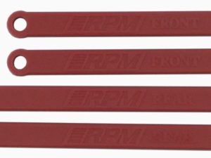 Camber link of heavy duty Red