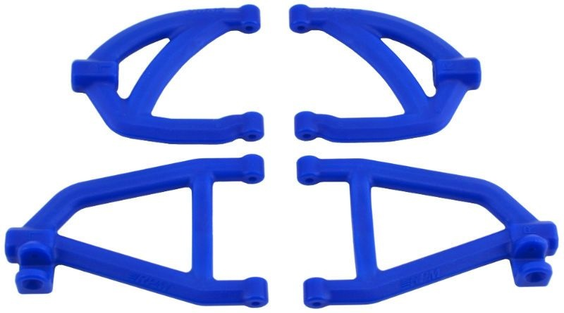 Mini slash wishbones rear