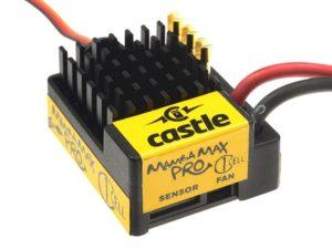Castle - Mamba Max Pro 1 Cell - 1-10 Extreem Car regelaar - 1S