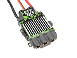Castle - Talon 90 - Hoog-vermogen Air-Heli Brushless regelaar - Telemetrie mogelijkheid - 2-6S - 90A - Hoogvermogen SBec
