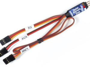 Castle - Quick Connect Duo kabelset