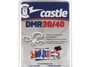 Castle - DMR 30/40 - Speciale Multi-Rotor regelaars - 2-6S - 40A - 1 st