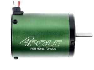Castle - Brushless motor 1406 - 4600KV - 4-Polig - Sensorless