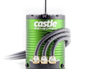 Castle - Brushless motor 1406 - 4600KV - 4-Polig - Sensored