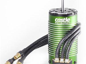 Castle - Brushless motor 1512 - 2650KV - 4-Polig - Sensored
