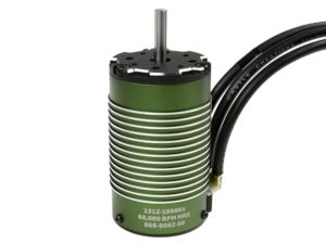 Castle - Brushless motor 1512 - 1800KV - 4-Polig - Sensored