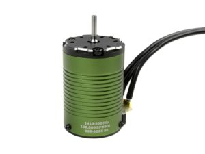 Castle - Brushless motor 1410 - 3800KV - 4-Polig - Sensored