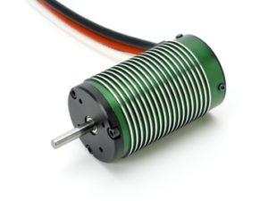 Castle - Brushless motor 1717 - 1500KV - 4-Polig - Sensorless - 5mm Shaft