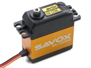 Savox - Servo - SA-1230SG - Digital - Coreless Motor - Staal tandwielen