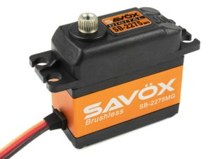 Savox - Servo - SB-2275MG - Digital - High Voltage - Brushless Motor - Metaal tandwielen