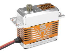 Savox - Servo - SB-2283MG - Digital - High Voltage - Brushless Motor - Metaal tandwielen