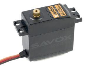 Savox - Servo - SC-0251MG - Digital - DC Motor - Metaal tandwielen