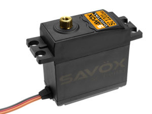 Savox - Servo - SH-1201MG - Digital - Coreless Motor - Metal Gear