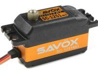 Savox - Servo - SC-1251MG - Digital - Coreless Motor - Metaal tandwielen