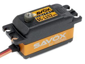 Savox - Servo - SC-1252MG - Digital - Coreless Motor - Metaal tandwielen