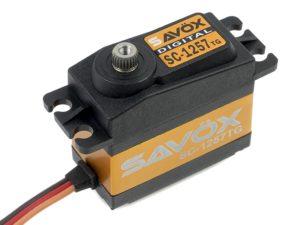 Savox - Servo - SC-1257TG - Digital - Coreless Motor - Titanium tandwielen