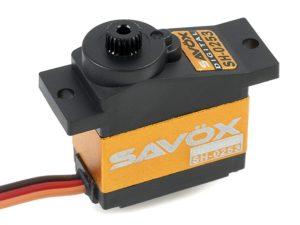 Savox - Servo - SH-0253 - Digital - DC Motor