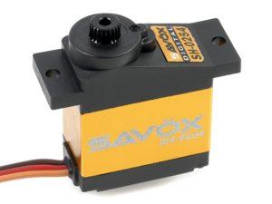 Savox - Servo - SH-0254 - Digital - DC Motor