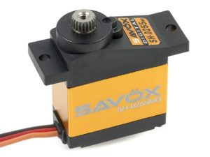 Savox - Servo - SH-0255MG - Digital - DC Motor - Metaal tandwielen