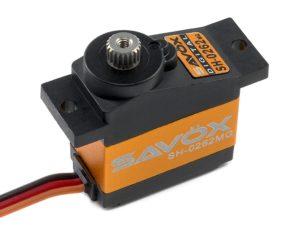 Savox - Servo - SH-0262MG - Digital - DC Motor - Metaal tandwielen
