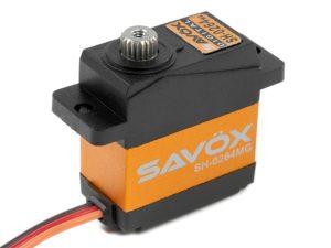Savox - Servo - SH-0264MG - Digital - DC Motor - Metaal tandwielen