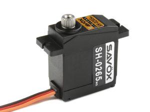 Savox - Servo - SH-0265MG - Digital - DC Motor - Metaal tandwielen