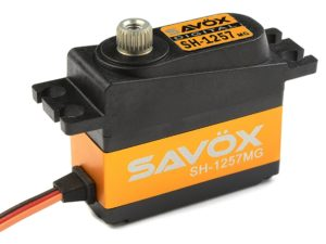 Savox - Servo - SH-1257MG - Digital - Coreless Motor - Metaal tandwielen