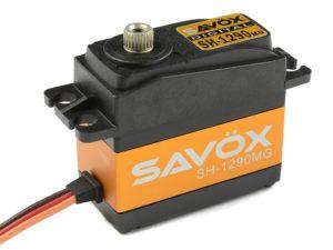 Savox - Servo - SH-1290MG - Digital - Coreless Motor - Metaal tandwielen
