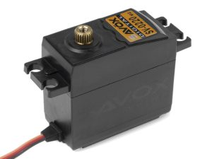 Savox - Servo - SV-0220MG - Digital - High Voltage - DC Motor - Metaal tandwielen