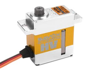 Savox - Servo - SV-1232MG - Digital - High Voltage - Coreless Motor - Metaal tandwielen