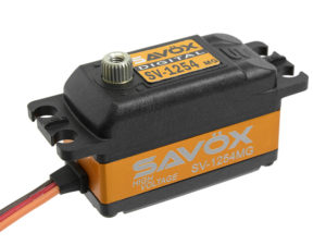 Savox - Servo - SV-1254MG - Digital - High Voltage - Coreless Motor - Metal Gear