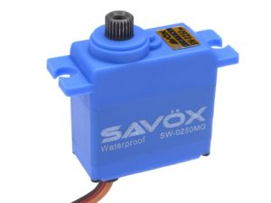 Savox - Servo - SW-0250MG - Digital - DC Motor - Waterproof - Metaal tandwielen