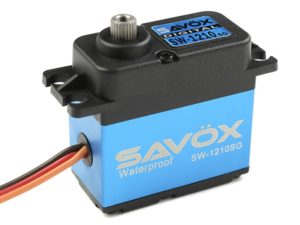 Savox - Servo - SW-1210SG - Digital - Coreless Motor - Waterproof - Staal tandwielen