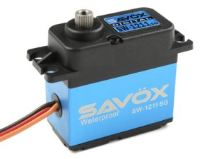 Savox - Servo - SW-1211SG - Digital - Coreless Motor - Waterproof - Staal tandwielen
