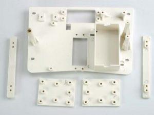 Motor mount support bracket/radio tray support bracket/ radi