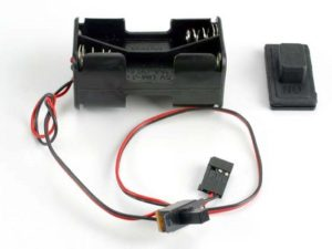 Battery holder with on/off switch/ rubber on/off switch cove