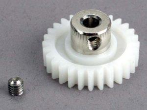 Drive gear (28-tooth) w/ set screw (1)