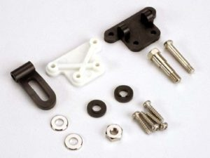 Trim adjustment bracket (inner)/trim adjustment bracket (out