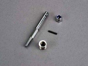 Shaft, slipper clutch (w/ roll pin)