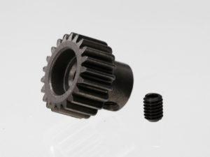 Gear, 21-T pinion (48-pitch) / set screw