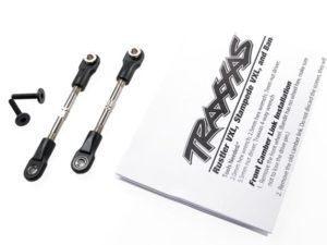 Turnbuckles, camber link, 47mm (67mm center to center) (fron
