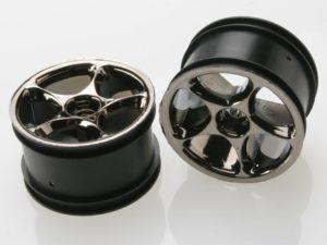 Wheels, Tracer 2.2 (black chrome) (2) (Bandit rear)