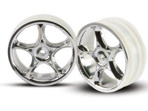 Wheels, Tracer 2.2 (chrome) (2) (Bandit front)