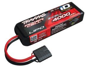Power Cell LiPo 4000mAh 11.1V 3S 25C , all models  ID