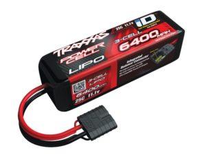 Power Cell LiPo 6400mAh 11.1V 3S 25C , Slash & Slash 4x4 wit