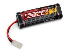 Battery, Series 1 Power Cell 1800mAh (NiMH, 6-C flat, 7.2V,